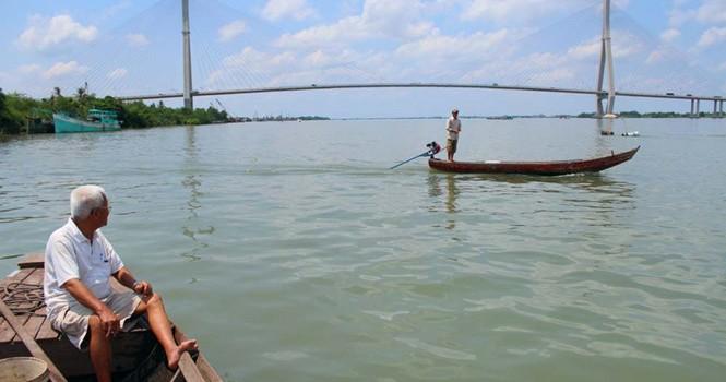 Hiển hiện nguy cơ tan rã Đồng bằng sông Cửu Long