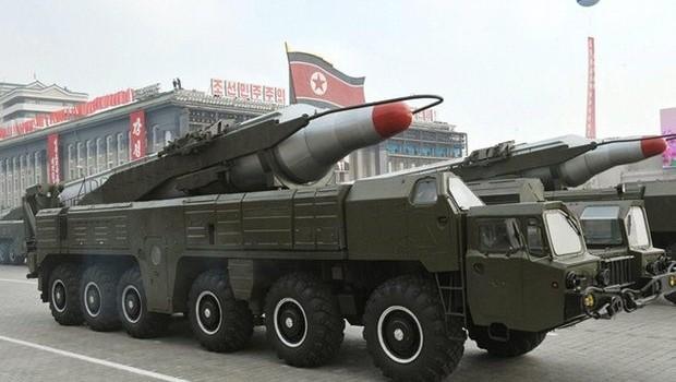 Triều Tiên thất bại khi thử tên lửa có tầm bắn tới căn cứ Mỹ