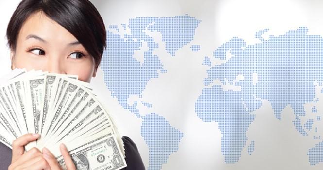 Triệu phú châu Á giàu nhất thế giới