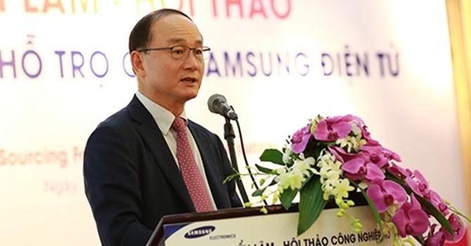 190 doanh nghiệp Việt nằm trong chuỗi cung ứng Samsung