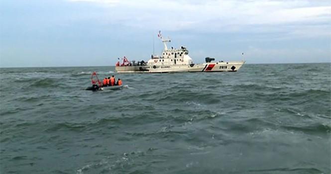 Phát hiện thêm hai thi thể trên vùng biển Bạch Long Vĩ