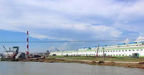 """Chủ đầu tư nhà máy giấy Trung Quốc cam kết không """"bức tử"""" sông Hậu"""