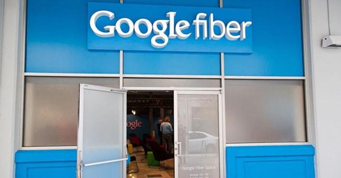 Cuộc bành trướng của Google Fiber