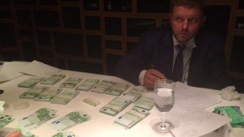 Thống đốc Nga bị bắt, nghi nhận hối lộ hơn 400.000 USD
