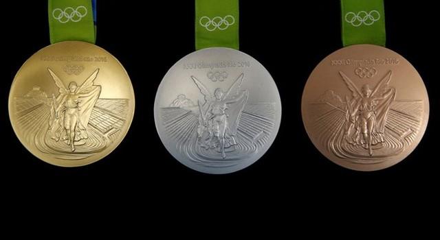 Hàng nghìn huy chương Olympic Rio được chế tác như thế nào?