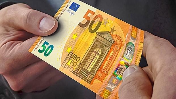 Châu Âu phát hành tờ tiền 50 euro mới