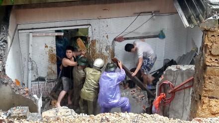 Cứ mưa là ngập ở Quảng Ninh: Hiểm hoạ từ bãi thải treo trên đầu người dân