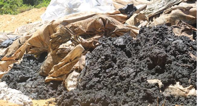 Formosa chôn chất thải trong trang trại của Giám đốc Công ty môi trường
