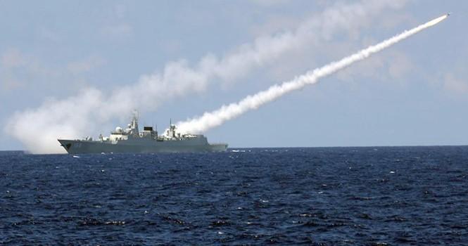 """Chiến dịch của Mỹ """"giải nhiệt"""" phán quyết Biển Đông"""