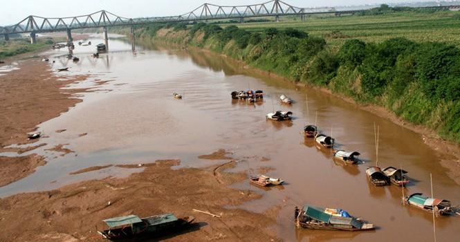 Trung Quốc làm khó sông Hồng