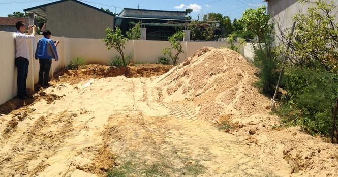 Formosa chôn bao nhiêu chất thải ở... công viên môi trường