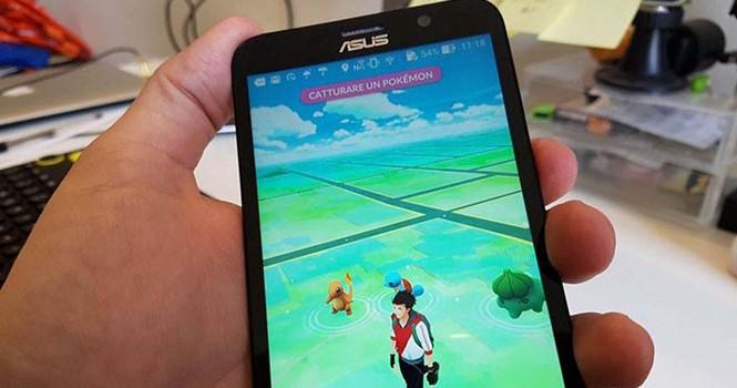 Nhiều hiểm họa từ Pokémon Go