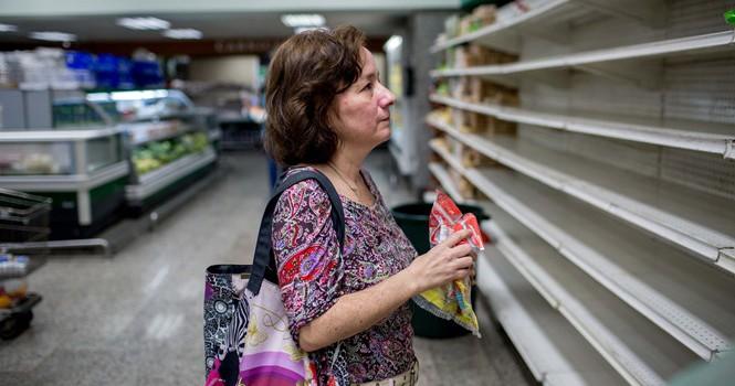 """Nhật ký """"săn"""" thức ăn ở nước chìm trong khủng hoảng Venezuela"""