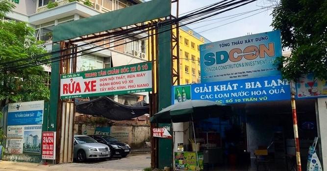 Hà Nội: Dự án khách sạn trăm tỷ đắp chiếu biến tướng nghiêm trọng