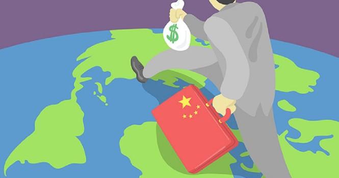 Người Trung Quốc đổ xô đến Mỹ làm việc