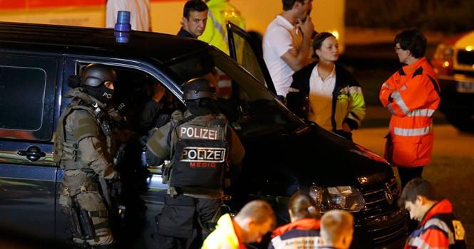 Xả súng ở Munich: Hung thủ gốc Iran vừa bắn vừa chửi người nước ngoài