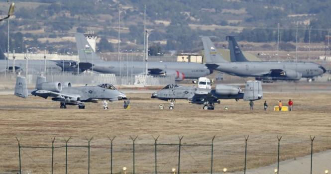 Bất an kho vũ khí hạt nhân Mỹ ở Thổ Nhĩ Kỳ