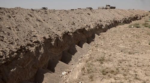 Chiến thuật thời trung cổ Iraq dùng để chặn IS đánh bom tự sát