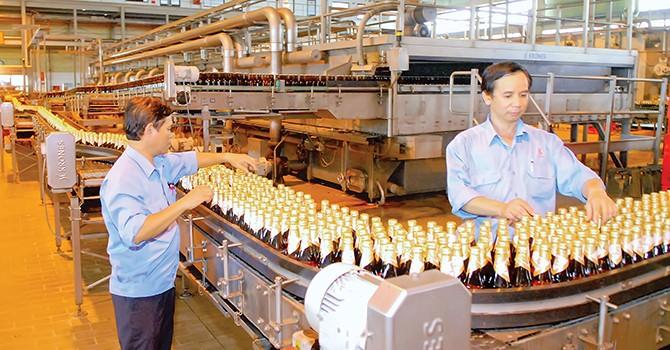 Nội thắng ngoại trên thị trường bia