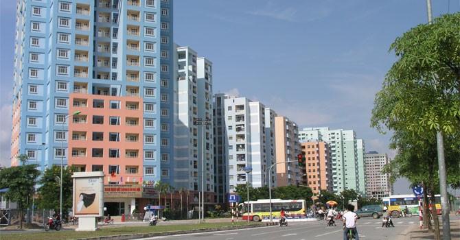 Hà Nội: Bắt đầu tổng thanh tra các dự án phát triển nhà ở