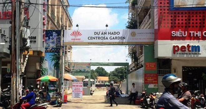 Dự án Hà Đô Centrosa Garden mở bán rầm rộ khi chưa đủ điều kiện?