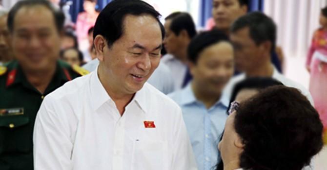 """Chủ tịch nước: """"Xử lý nghiêm bất kể ai liên quan đến sự cố Formosa"""""""