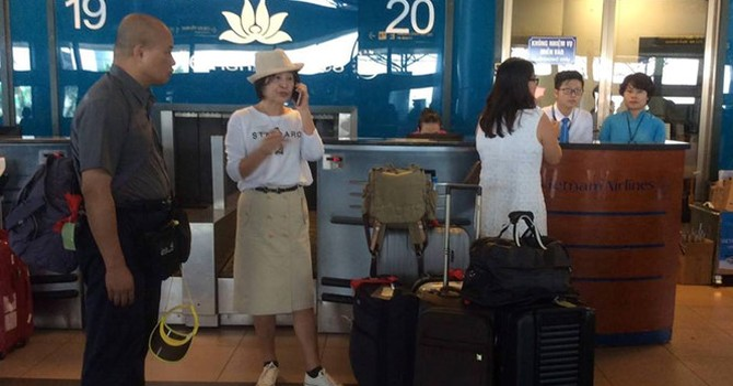 Nữ nghị sĩ Đài Loan đến Việt Nam thị sát Formosa