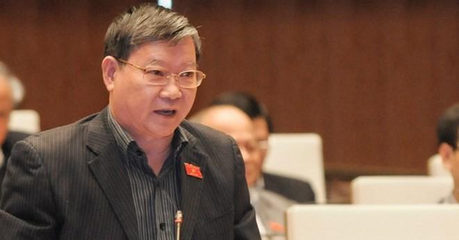 """Ông Lê Như Tiến: """"Vay vốn Trung Quốc nên rút kinh nghiệm... những quả rất đắng"""""""