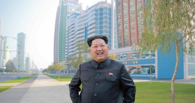Triều Tiên khoe xây tòa nhà 70 tầng chỉ trong 74 ngày
