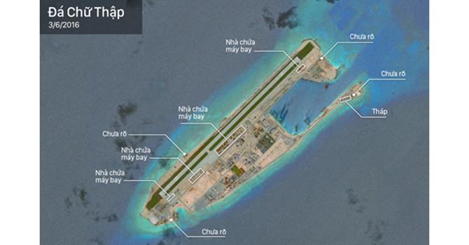 Canh bạc liều lĩnh Trung Quốc bày ra trên Biển Đông