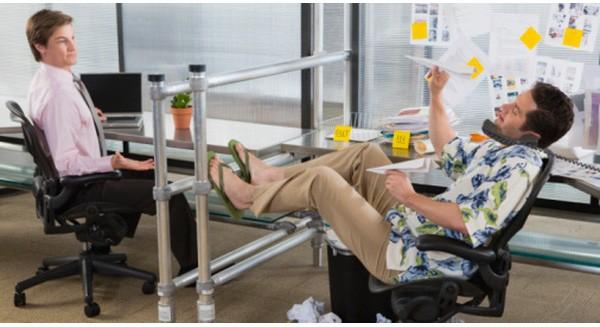 """7 điều khiến bạn trở nên """"xấu xí"""" ở chốn văn phòng"""