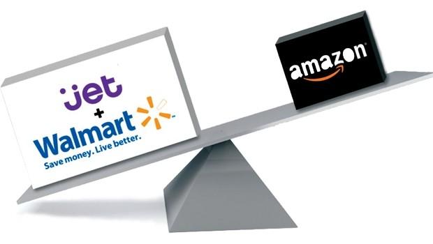 Amazon sắp bị Walmart hạ bệ?