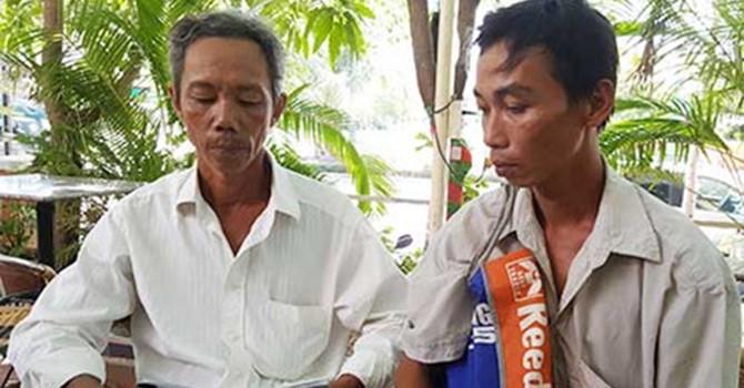 Hai nông dân bị truy tố tội... nhận hối lộ!