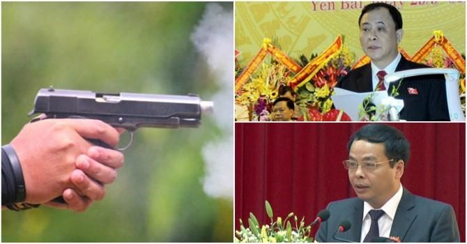 Thảm án ở Yên Bái, truy tìm nguyên nhân Bí thư, Chủ tịch HĐND tỉnh bị bắn chết