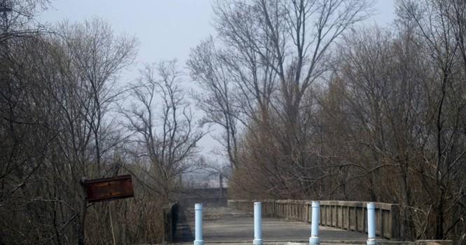 Triều Tiên đặt mìn tại Bàn Môn Điếm để ngăn lính đào tẩu?