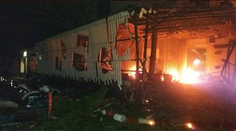 Nổ bom kép Thái Lan: 1 người chết, 30 người bị thương