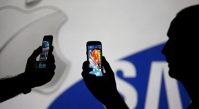 """Số phận hai """"ông trùm"""" Samsung và Apple sẽ ra sao?"""