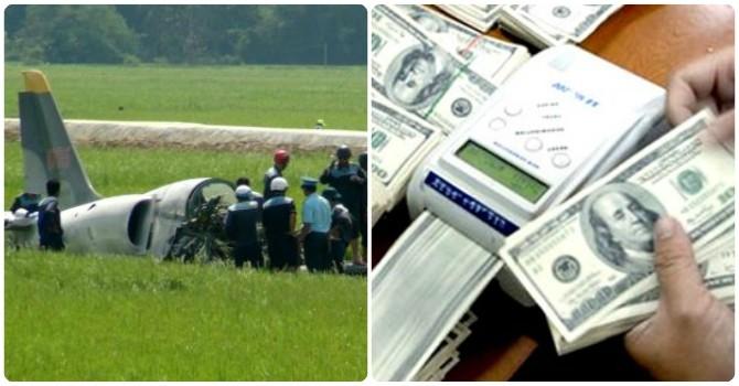 """Formosa sắp chuyển nốt tiền """"phạt"""", máy bay huấn luyện quân sự bị tai nạn"""