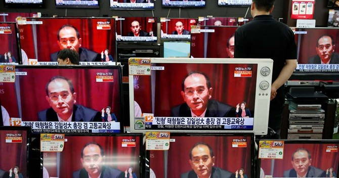 Làn sóng quan chức Triều Tiên đào tẩu