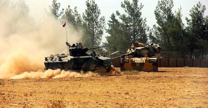 [Video] Quân đội Thổ Nhĩ Kỳ chịu tổn thất đầu tiên ở Syria