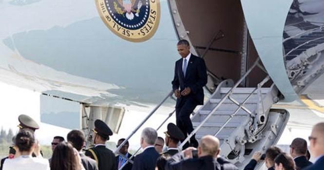 Quan chức Trung Quốc đón ông Obama ở sân bay, quát tháo cố vấn an ninh Mỹ