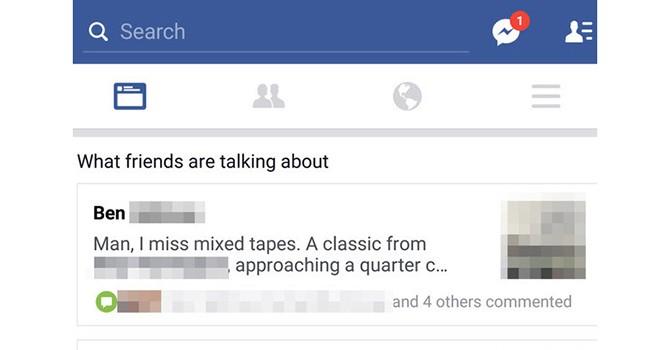 Facebook sắp triển khai tính năng xem bạn bè đang nói gì