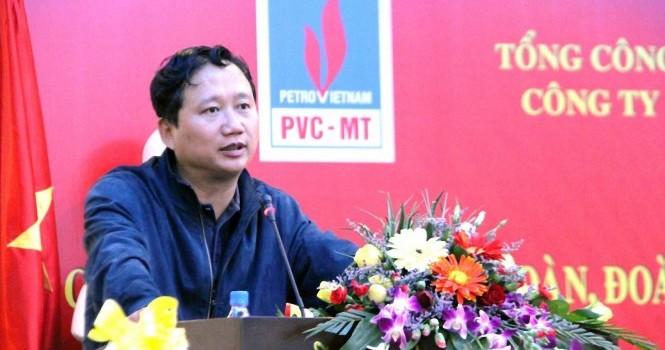 Ông Trịnh Xuân Thanh hết phép vẫn không đi làm việc