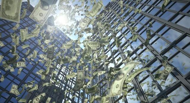 """Các ngân hàng trung ương """"làm ngập"""" thế giới với 9.000 tỷ USD"""