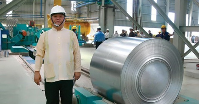 Dự án thép Cà Ná: Sao không chất vấn lãnh đạo tỉnh Ninh Thuận?