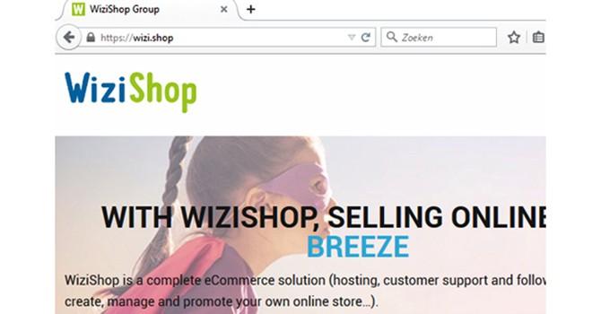 Doanh nghiệp thương mại điện tử có thể dùng tên miền .shop