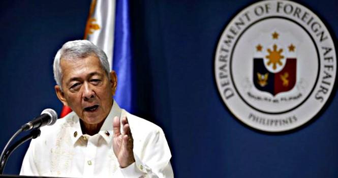 Philippines đính chính phát biểu của Tổng thống Duterte đòi lính Mỹ rút đi