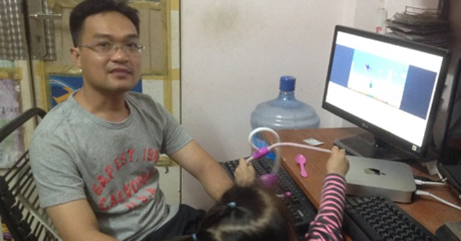 Ông bố thất nghiệp được Facebook tài trợ gần 1 tỷ đồng khởi nghiệp