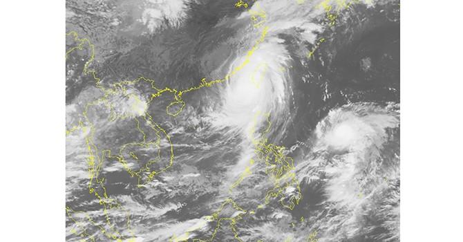 Siêu bão Meranti đổ bộ Biển Đông, hình thành cơn bão số 5