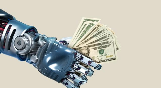 """Trí tuệ nhân tạo sẽ giúp bạn """"tiền đẻ ra tiền"""""""